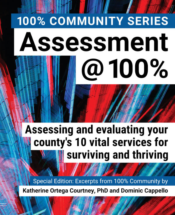 Initiative teams are using a variety of tools to ensure that they can measure meaningful progress. Read Assessment@100%.