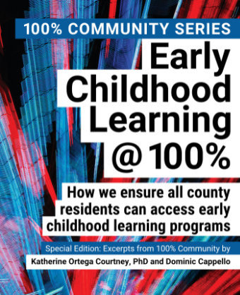 100% Inspiring Download a FREE PDF copy of the book Early Childhood Learning@100%.