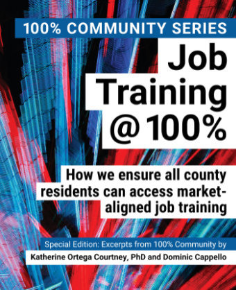 100% Inspiring Download a FREE PDF copy of the book Job Training@100%.
