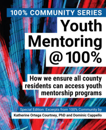 100% Inspiring Download a FREE PDF copy of the book Youth Mentoring@100%.