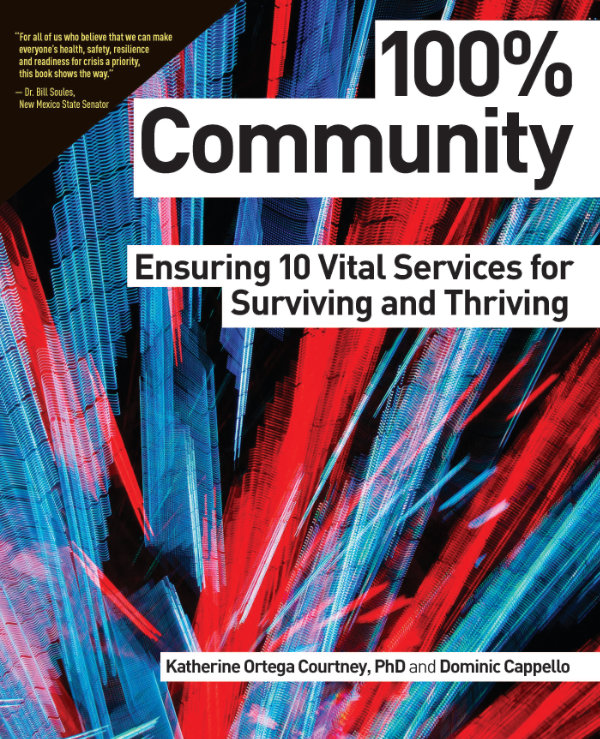 Initiative teams are exploring a menu of evidence-informed strategies to ensure all residents can access services. Visit the @100% book series.