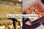 Step 9: Sponsor a 100% Community Summit on Thriving Childhoods