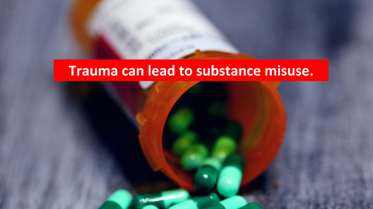 Trauma and Substance Misuse: What's the connection?