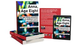 Anna, Age Eight Multi-Paperback-Stack--With-Tablet-SOCIAL MEDIA D