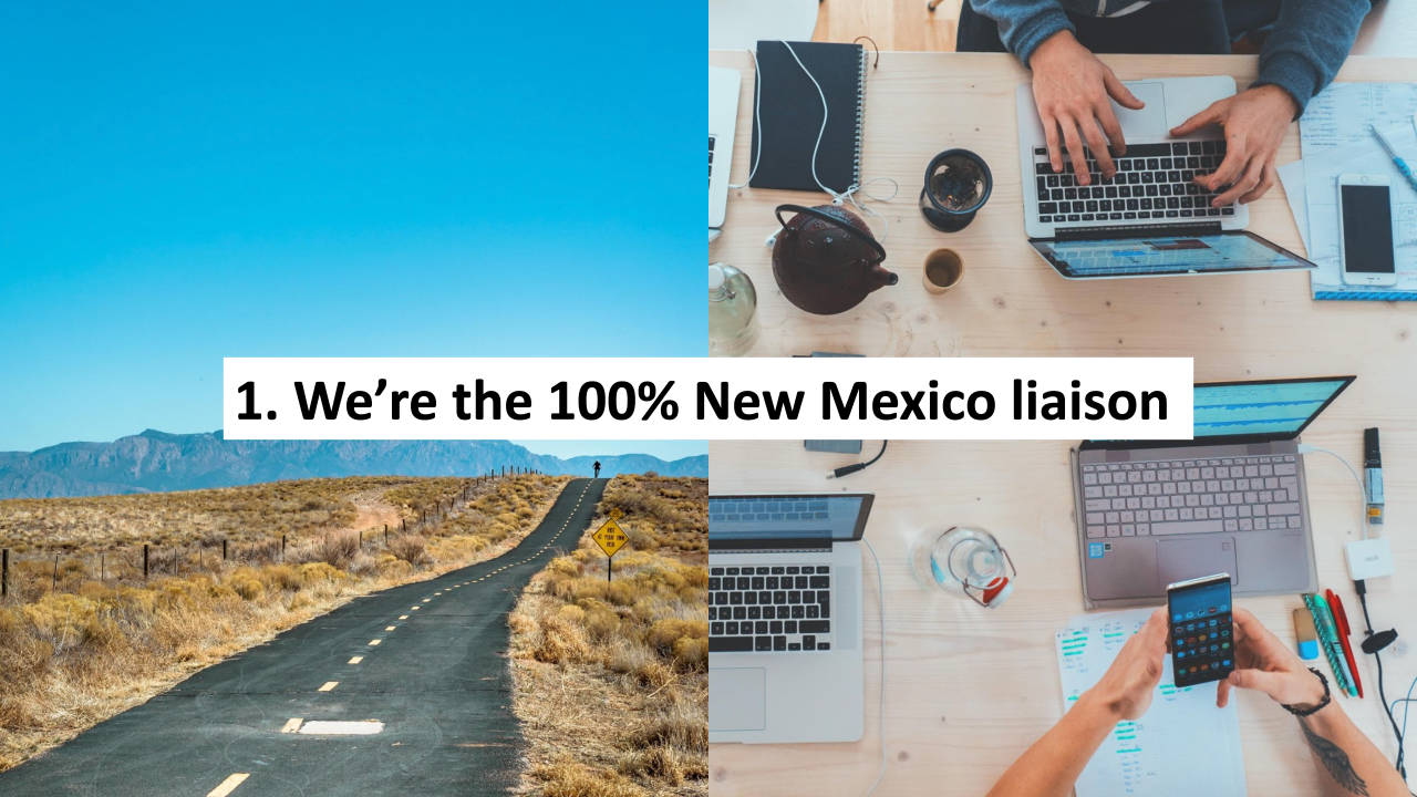 New Mexico's Leaders
